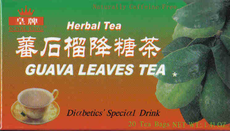 Guava Leaves Tea* (20 Tea Bags)