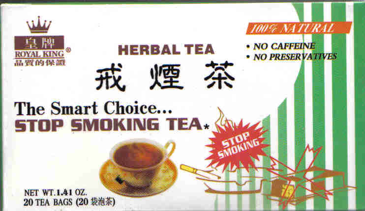 Stop Smoking Tea* (20 Tea Bags)