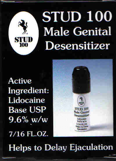 Stud 100 Male Gential Desensitizer 7/16 fl.oz
