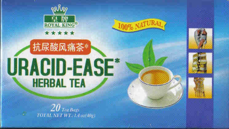 Uracid-Ease Herbal Tea* (20 Tea Bags)